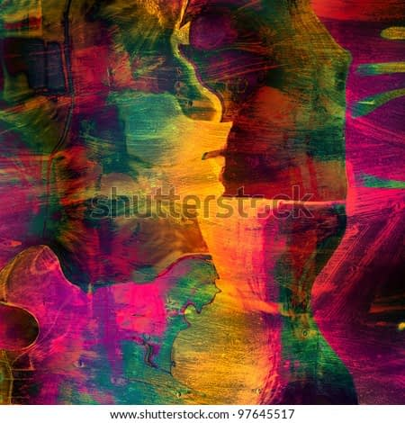 art abstract colorfur vibrant  paper background