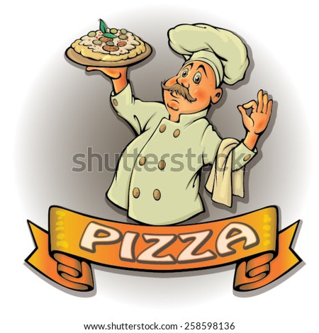 pizza chef 2 banner color