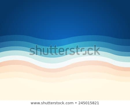 Beach abstract background, vector, illustration