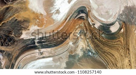 wind music, abstract photography of the deserts of Africa from the air. aerial view of desert landscapes, Genre: Abstract Naturalism, from the abstract to the figurative, contemporary photo art