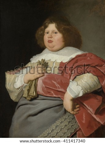 Portrait of Gerard Andriesz Bicker, by Bartholomeus van der Helst, c. 1647-70, Dutch oil painting. Twenty-year-old Gerard Bicker was painted by van der Helst in the same year as his father Andries. C