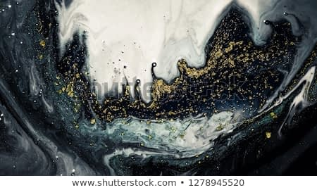 The deep dark ocean-ART.  Natural gray color: metallic, silver, steel, iron. Swirls of marble and the ripples of agate. Natural pattern.  Abstract FANTASIA  with golden powder.