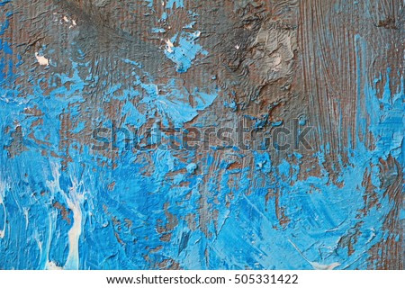 oil painting texture water ground