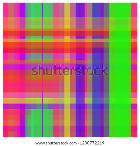 Abstract color background, illustration