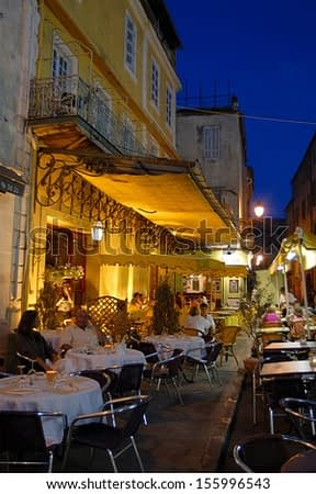 Cafes and Bistros