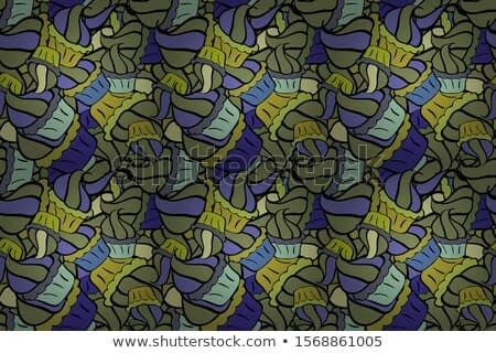 Watercolor painting. Seamless pattern Gentle, spring on black, yellow and brown colors. Raster illustration.