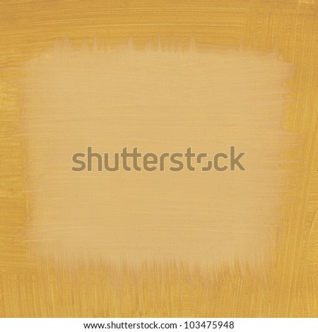 Gold background with a space for your text.