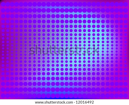 A bright multi-purpose halftone background with shading.