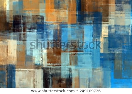 Abstract painting. Colored grunge background