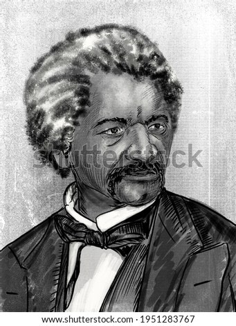 Frederick Douglass was an American social reformer, abolitionist, orator, writer, and statesman. After escaping from slavery in Maryland