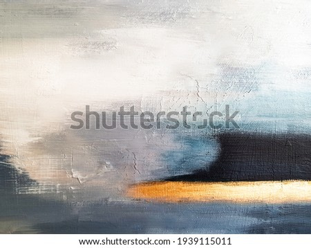 Abstract oil texture background. Paint on canvas. Contemporary art
