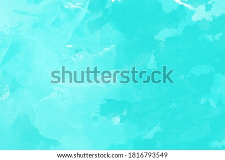 Abstract watercolor colorful background texture.