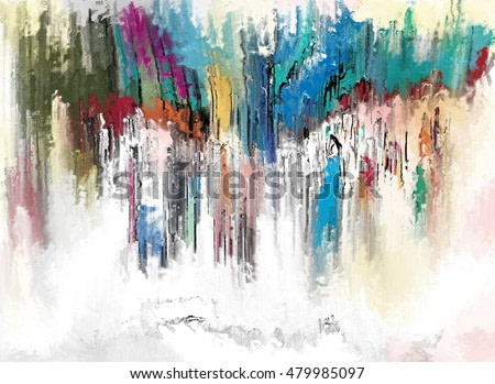 abstract painting texture for background