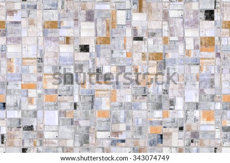 Abstract painting. Abstract background. Grunge wall