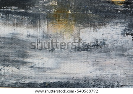 Oil painting texture . Abstract art background. Oil on canvas. Rough brushstrokes of paint.