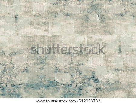 Vintage abstract oil painting background. Palette knife texture on canvas. Art concept.