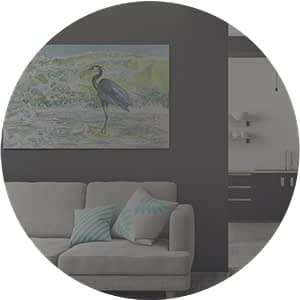 Shop for wall art prints by room