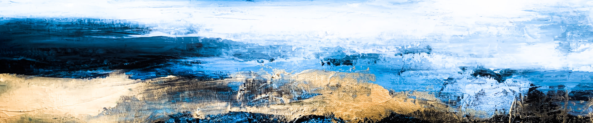 landscape inspired abstract art by adelina art