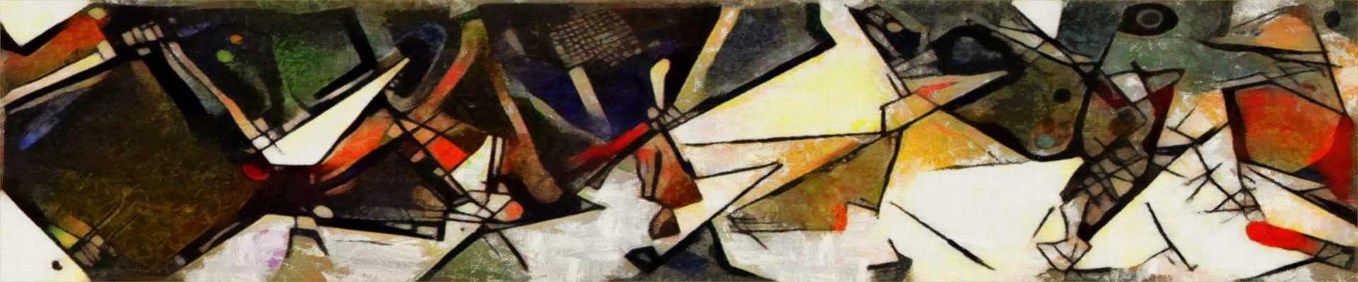 Cubist Picasso style wall art canvas and paper prints