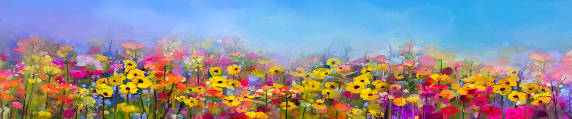 Impressionist wall art canvas and paper prints