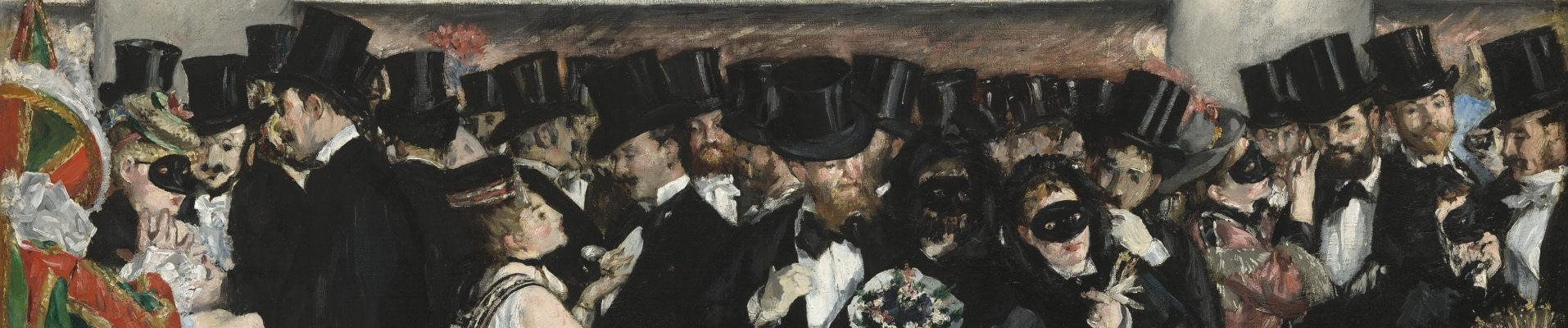 Manet style wall art canvas and paper prints